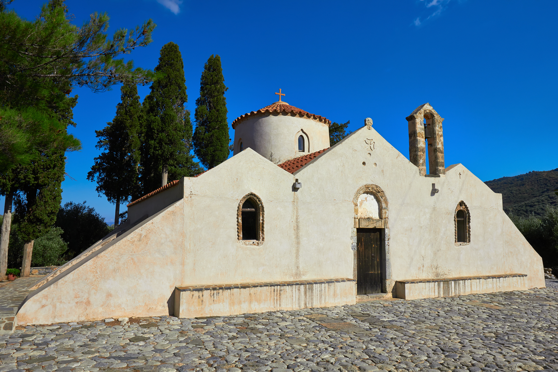 Church of Panagia Kera at Kritsa - GTP